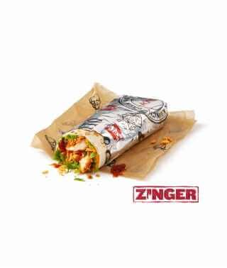 Zinger® Burrito