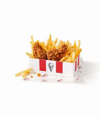 Snack Box Hot Wings®