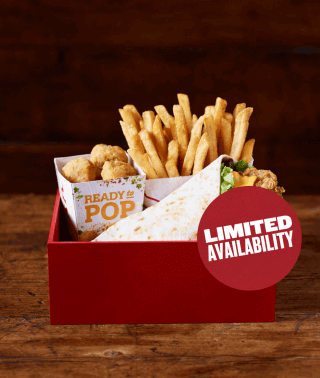 All Stars Flamin' Wrap
