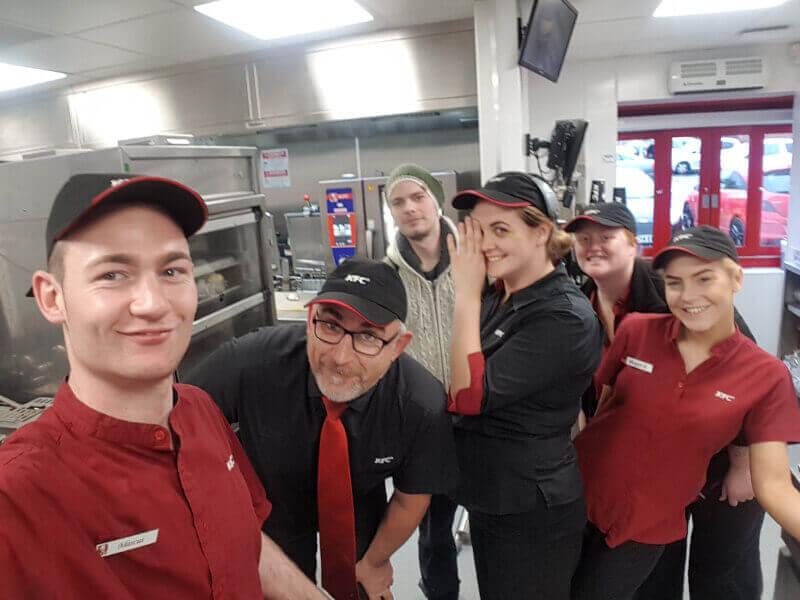 KFC | Roles