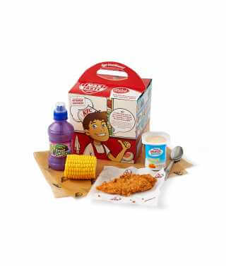 Kids Original Recipe Chicken Meal