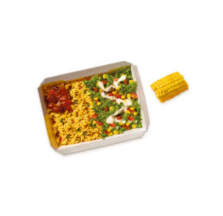 Veggie Ricebox Meal