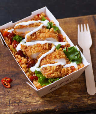Zinger® Ricebox Meal