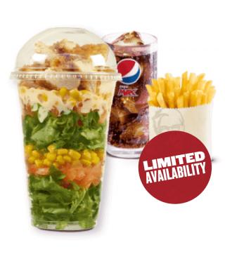 Zinger® Salad Pot Meal
