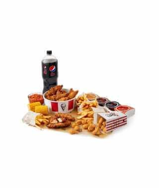KFC | 12 Piece Dipping Boneless Feast