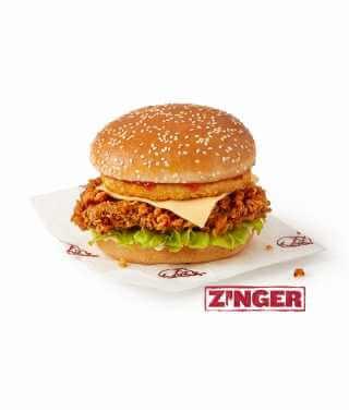 Zinger® Tower Burger