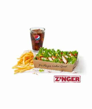 Zinger® Salad Meal