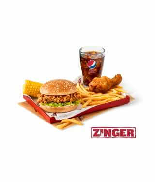 Zinger Box Meal