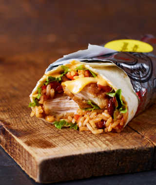 Original Recipe Burrito Meal