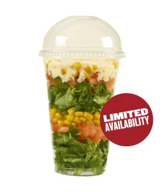 Plain Salad Pot