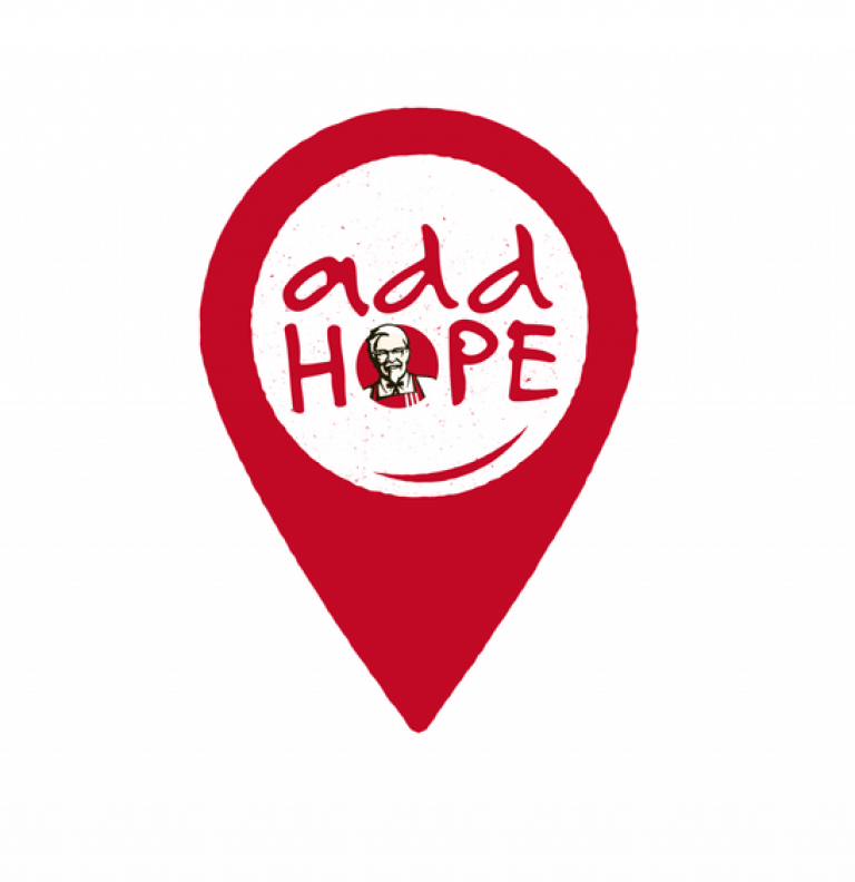 KFC Add Hope