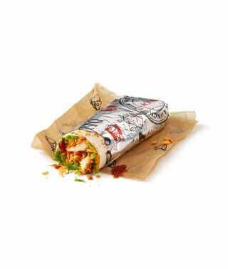 Original Recipe Burrito